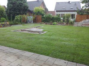 Rasenerstellung Dormagen Gartengestaltung Schoos